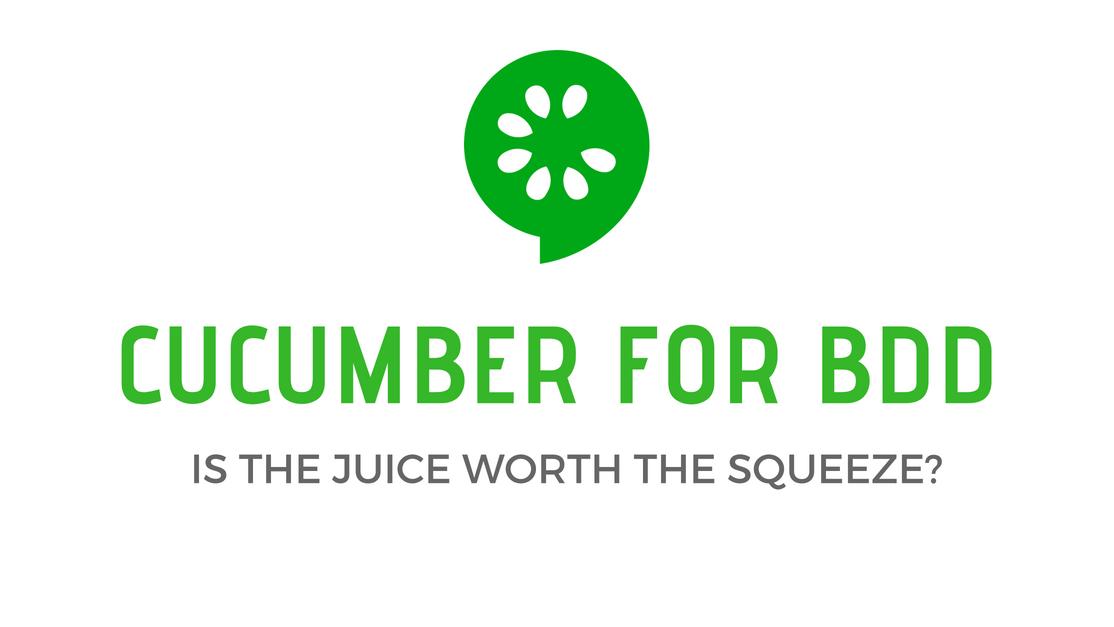 QualityWorks Cucumber BDD tool